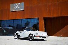 Porsche 911 1988 Cabrio