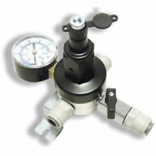 New secondary beer gas regulator with dial multiples available co2 mixed gas