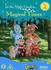 IN THE NIGHT GARDEN - MAGICAL TIMES - DVD - REGION 2 UK