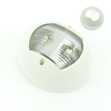White Stern LED Navigation Light DomeNav Range boats up to 20m By MiDMarine
