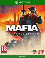 MAFIA: DEFINITIVE EDITION  XBOX ONE PREORDER 2K GAMES