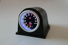 """2"""" Tach Stepper 10kRPM 7 Color Selectable 12 Volt Smk Lens Back Lit 23 Srs w/pod"""