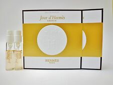 HERMES JOUR d' HERMES ABSOLU EDP Women Perfume 2ml .06oz Sample Spray NEW X 2