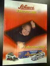 Schuco Junior Line Collection 2000 (Duits / Engels / Frans)
