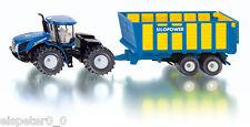 Tractor con carro de Ensilaje, SIKU granjero 1:50 , art.1947, NOVEDAD 03/2013 ,