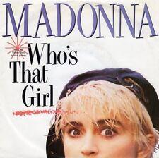 Madonna Pop 1980s Vinyl Music Records