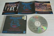 CD ALBUM 38 SPECIAL TOUR DE FORCE 9 TITRES 1983 MADE IN USA DIGITALLY MASTERED
