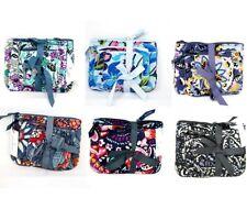 Vera Bradley Cosmetic Trio x 3 Small Medium Large Makeup Bags Choice Pattern