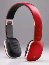 mPULSE mWorks Rock Bluetooth v4.0 Stereo Wireless HD Headphones Headset~Red