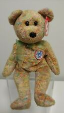 Ty Beanie Babies - SPECKLES the E-Bear Online Exclusive Beanie Baby - MWMT