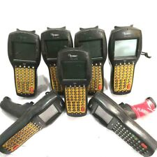 Lot of 7 Psc Falcon F345 345-1101-025 Portable Barcode data reader As Is