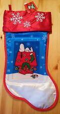 !! Snoopy / Peanuts - Weihnachtssocken  mit Hologramm / Neu & OVP !!