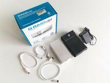"""G-Technology G-Raid Mini 1TB 2.5"""" USB 2, Firewire, eSATA 7200rpm Hard Drive"""