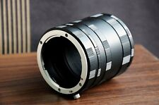 Macro Extension Tube for Nikon D7100 D5500 D3200 D810 D610 D90 D760 D4 D3 D750