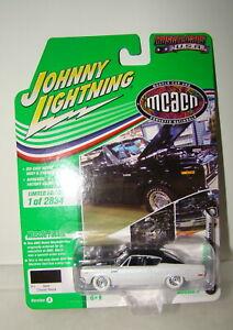 Johnny Lightning White Lightning MCACN 1970 AMC Rebel Machine MOMC