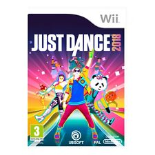 Nintendo Wii Game Just Dance 2018 18 With 40 Songs