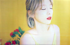 TAEYEON Girls' Generation - My Voice [Fine ver.] OFFICIAL POSTER with Tube Case