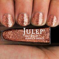 NEW! Julep nail polish JANE ~ Full-coverage rose gold multi-dimensional glitter