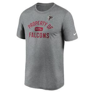 Brand New 2021 NFL Atlanta Falcons Nike Property Of Legend Performance T-Shirt