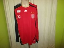 "Deutschland ""DFB"" Adidas Langarm Spieler Mercedes Benz Trikot 2006 Gr.XL TOP"