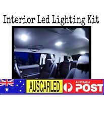 Ford Maverick White Interior light LED upgrade kit for dome & map ect