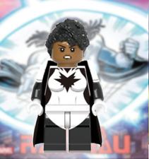 Monica Rambeau Monica Minifigure Marvel Wanda Vision Scarlet DC Comics Lego MOC