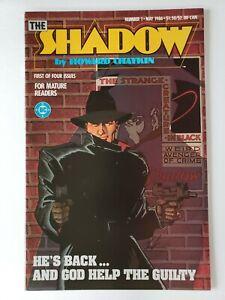 Shadow #1NM, 2 VF, 3 VF, 4 VF full set (1986 DC) Howard Chaykin  | Make Offer