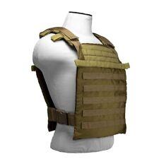 NcStar MOLLE Modular ESAPI Fast Sentry Tactical Lightweight Plate Carrier Vest T