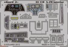 Eduard 1/32 A-4M Skyhawk Interior Self-Adhesive # 33110