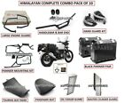 """Royal Enfield """"COMBO PACK OF 10 PRODUCTS"""" For Himalayan with FREE OIL FILTER"""