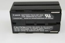 Genuine CANON BP-930 BATTERY PACK BP930 CANON