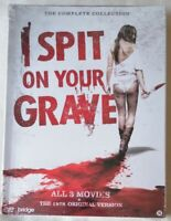 DVD - *New / Sealed* I Spit On Your Grave Complete Collection *Dutch Import*
