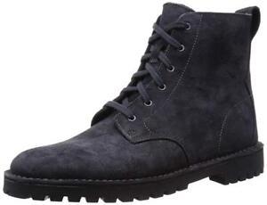 Clarks ORIGINALS Mens Guard Mali Boots / Dark Grey Suede / Size 9.5 UK / BNWT