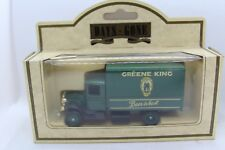 Lledo Days Gone 1934 Mack Canvas Back Truck with Green King Decals