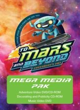 Brand New! VBS 2019 to Mars and Beyond Mega Media Pak - Music, Decor and More!