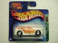 Hotwheels 2004 th11/12 #111 Audacious, real rider, on short card,