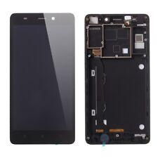 OEM LCD Screen Digitizer Assembly + Frame for Lenovo K3 Note K50-t5 /A7000 Plus
