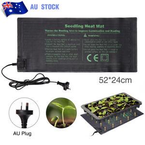 Electric Seedling Heat Mat Plant Start Seed Germination Propagation Starter Pad