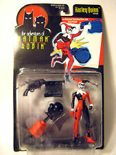 New Sealed Batman Harley Quinn With Knockout Punching Glove & Trick Pistol