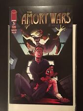 The Amory Wars #3 Coheed and Cambria Comic