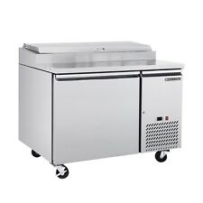 Maxximum Mxspp50 47 Pizza Prep Table Refrigerated Counter
