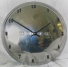 Buick Small Disk Hubcap Clock 1952- Dog Dish