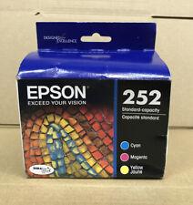 Epson 252 T252520-S DURABrite Ultra Ink Cartridge - TriColor