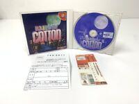 DreamCast RAINBOW COTTON SEGA Success DC
