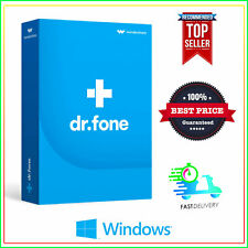 🔥Wondershare dr.fone toolkit for ios and android ✅Full Version✅LifeTime✅Windows
