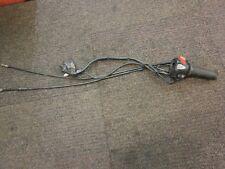 Honda CBR500 ra-D 2013 Engranaje Interruptor de mano derecha y válvula reguladora tubo