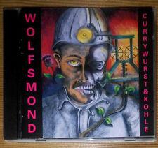 WOLFSMOND CURRYWURST & KOHLE CD 1997