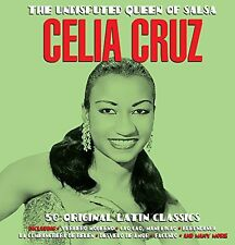 Celia Cruz - Undisputed Queen of Salsa [New CD] UK - Import