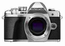 Olympus OM-D E-M10 Mark III silber Gehäuse Einzelstück , neu #OK