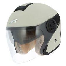 Casque casco helmet jet ASTONE DJ10 cream/black taille M 57 58 HOMOLGUE